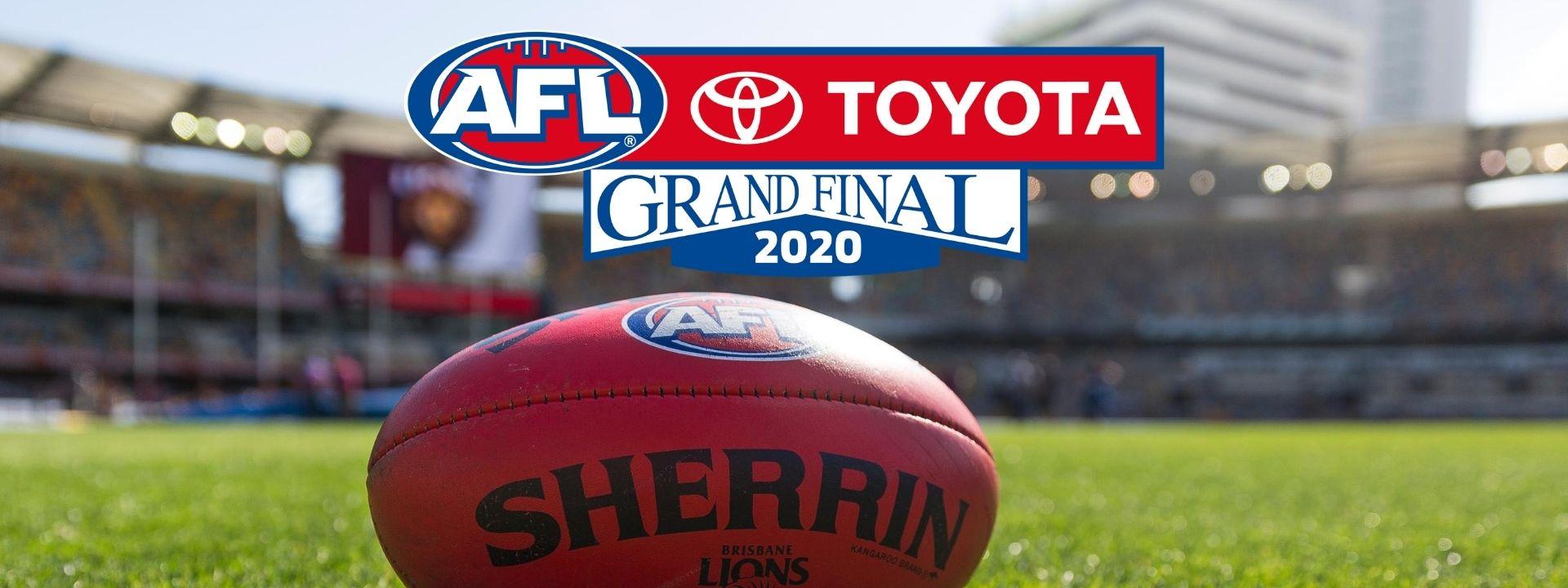 AFL Grand Final - pre and post match entertainment [Brisbane]