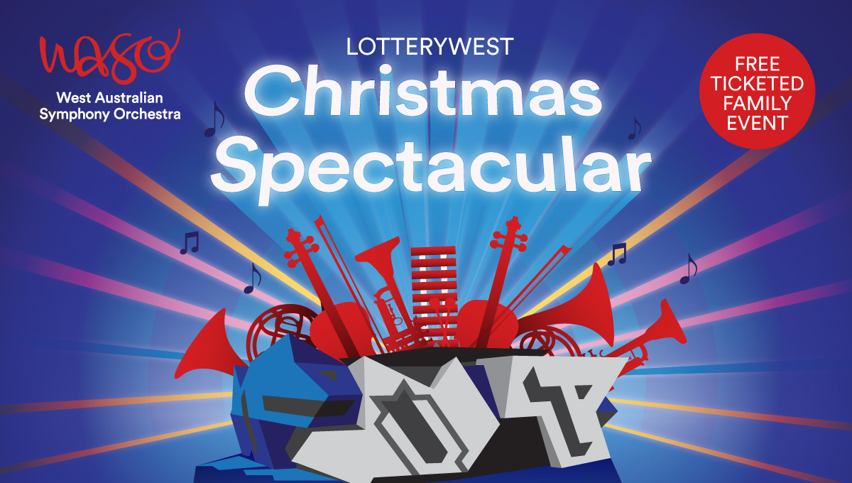 Lotterywest Christmas Spectacular [Perth]