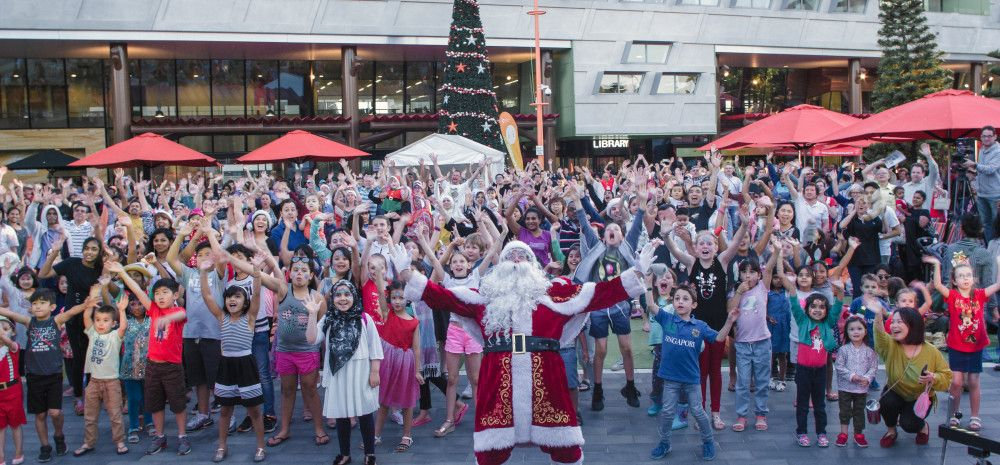 Greater Dandenong Carols - Together from Home [Online]