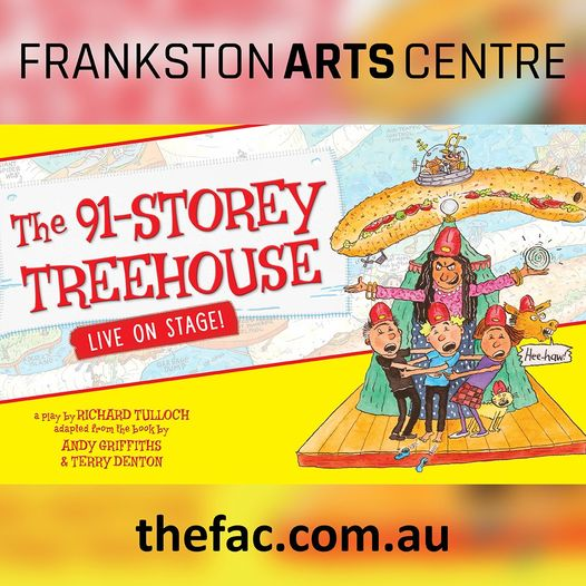 91 STOREY TREEHOUSE [Frankston, VIC]