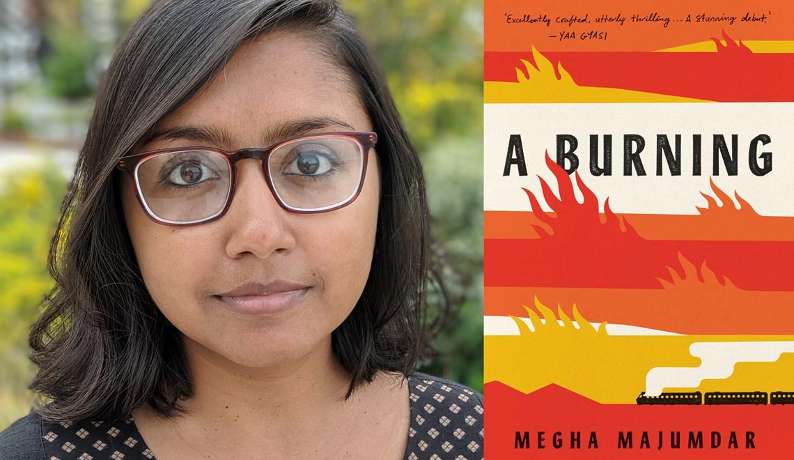 A Burning (Megha Majumdar) [Adelaide]