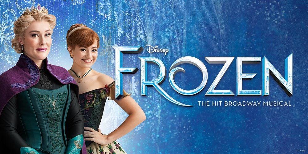 Frozen The Musical [Sydney]