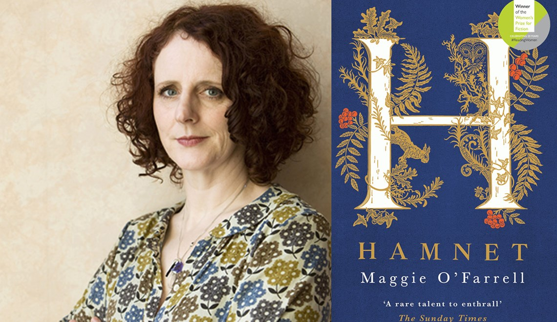 Hamnet, Maggie O'Farrell [Adelaide]