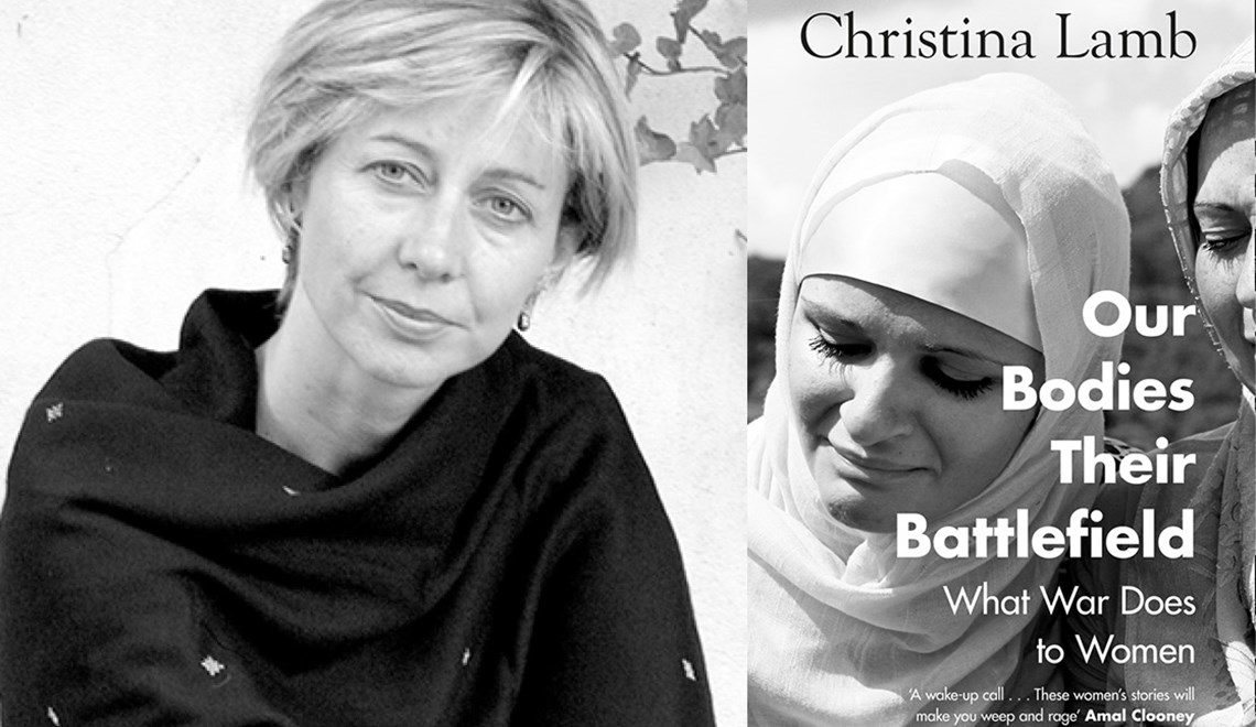 Our Bodies, Our Battlefields, Christina Lamb [Adelaide]