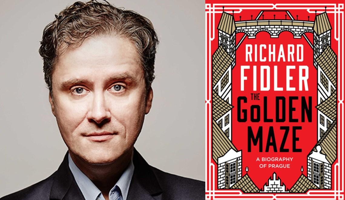 The Golden Maze (Richard Fidler) [Adelaide]