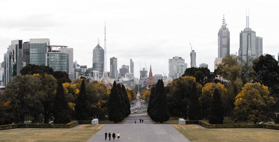 The Urban Forest [Melbourne]