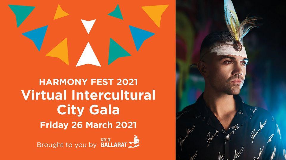 Virtual Intercultural City Gala (Harmony Fest) [Online]