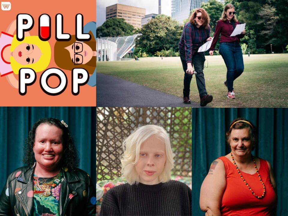 Pill Pop: Growing Up Disabled in Australia [Melbourne]