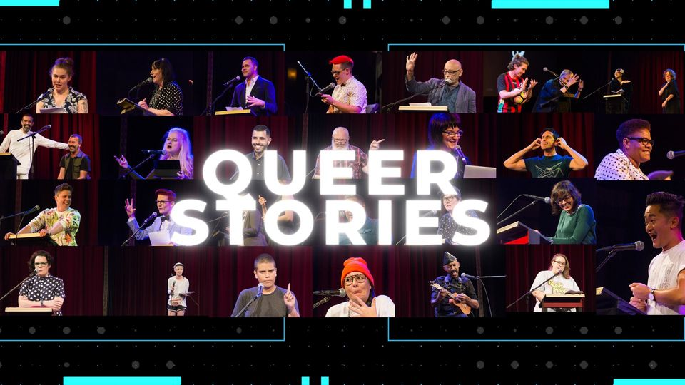 Queerstories (Chillout Festival) [Daylesford, VIC]