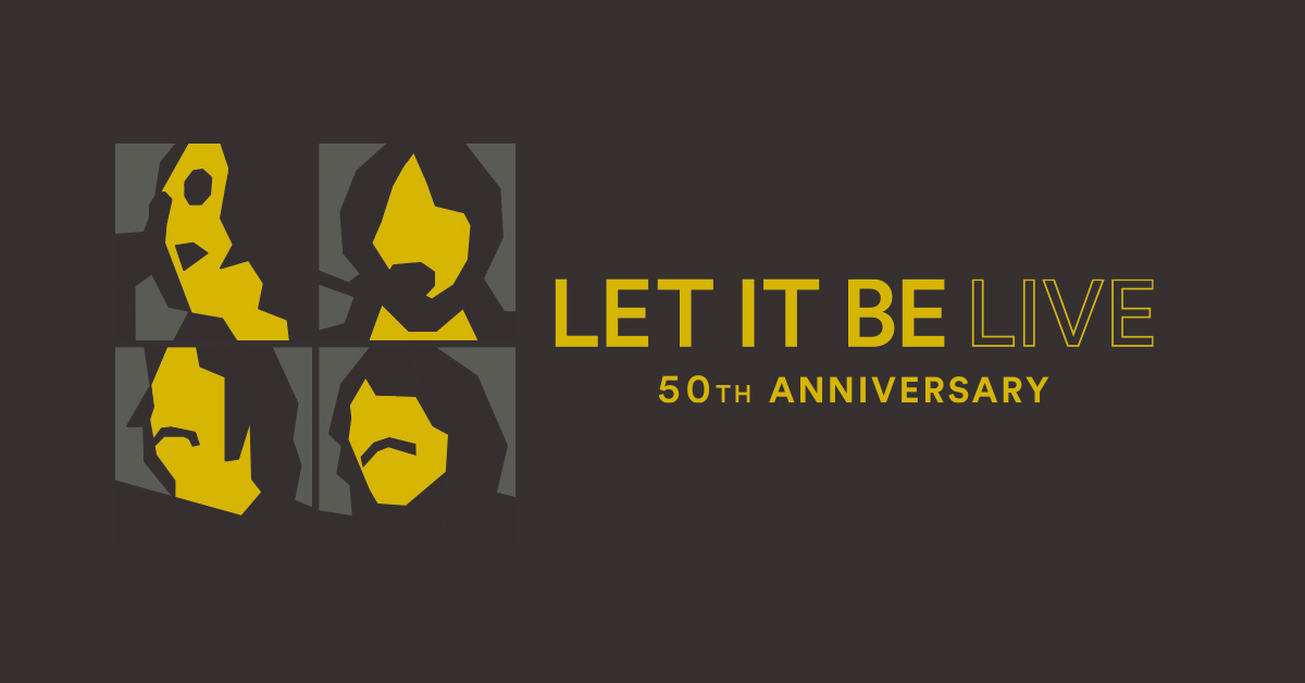 Let It Be Live – 50th Anniversary [Melbourne]