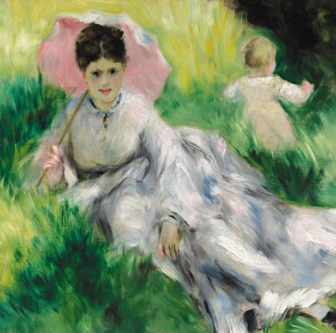 EXHIBITION INTRODUCTION FRENCH IMPRESSIONISM (NGV) [Melbourne]